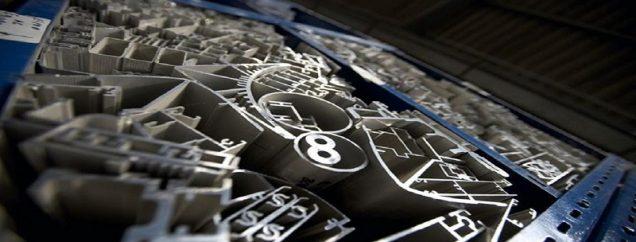 Perfil Aluminio Personalizado Hyspex