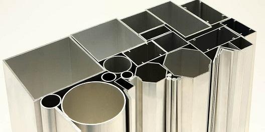 Linha de perfis de aluminio Hyspex