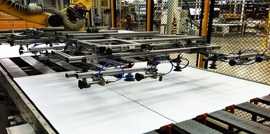 perfil de aluminio para automacao industrial hyspex