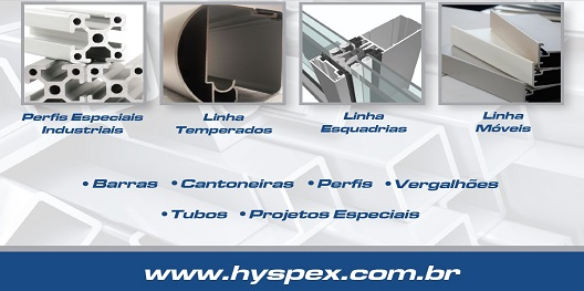 catalogo de perfis de aluminio hyspex