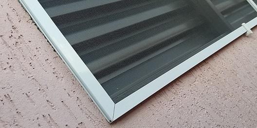 perfil de aluminio para tela mosquiteira hyspex