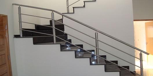 corrimao de aluminio hyspex