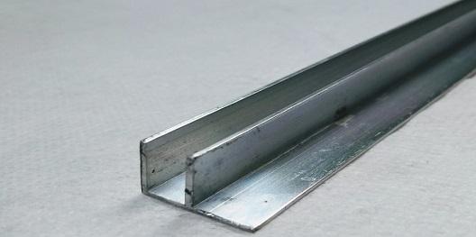 perfil f aluminio hyspex