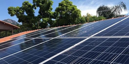 Perfil de aluminio para energia solar hyspex
