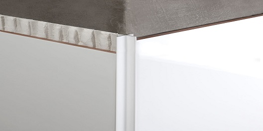 perfil de aluminio para azulejo hyspex